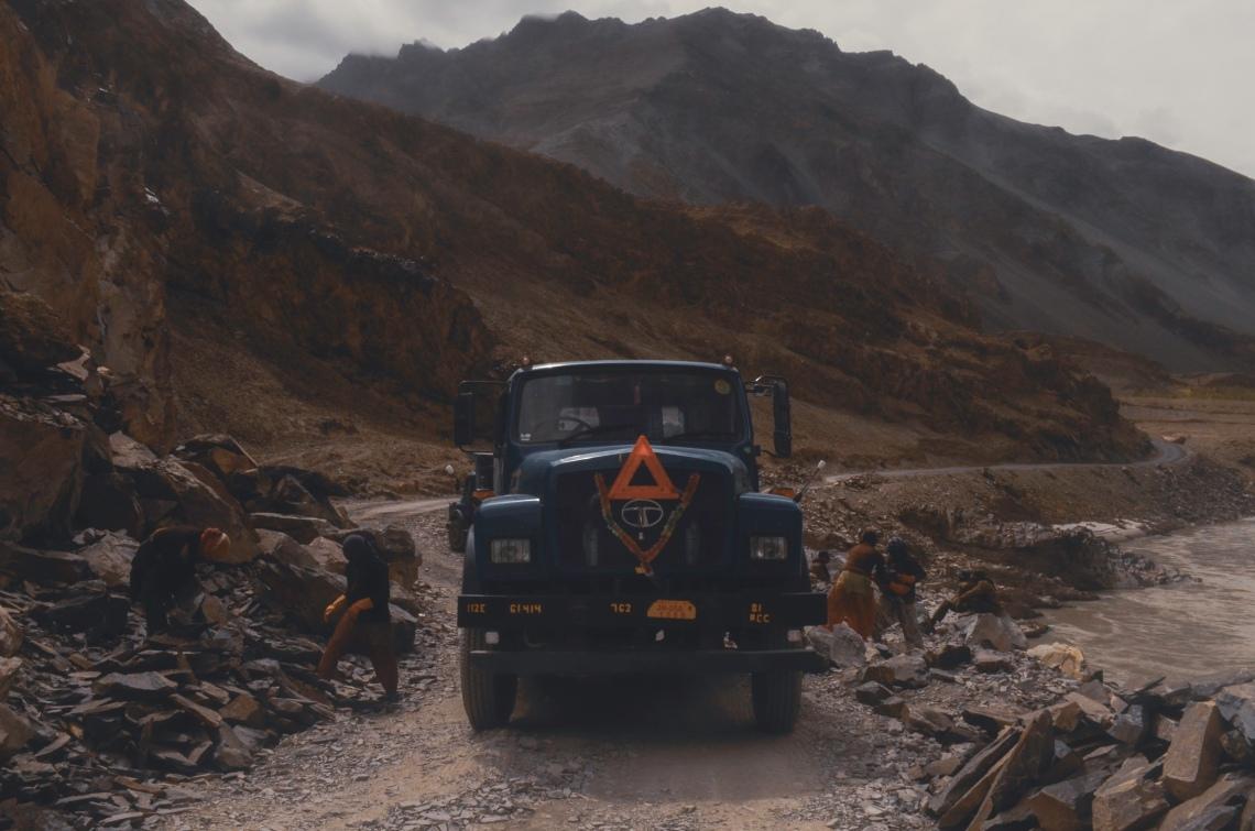 Zanskar Valley Road